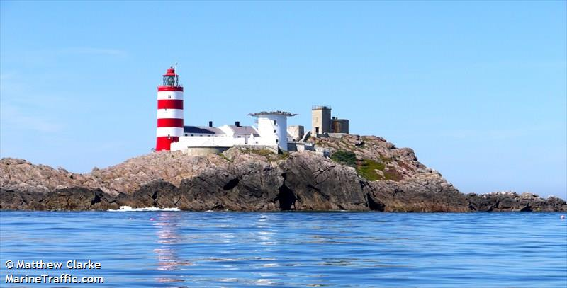 Photos of: CASQUETS LIGHTHOUSE