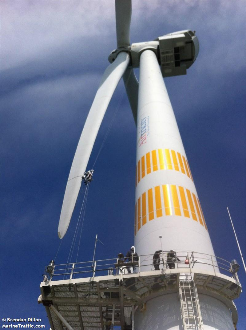 Photos of: ARKLOW TURBINE 7