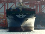 Vessel details for: HYUNDAI DYNASTY (Container Ship) - IMO 9347578